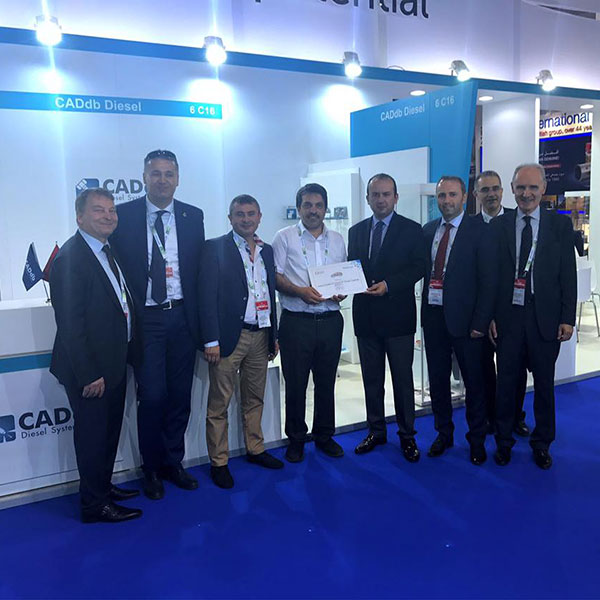 CADdb Dubai Automechanika 2016